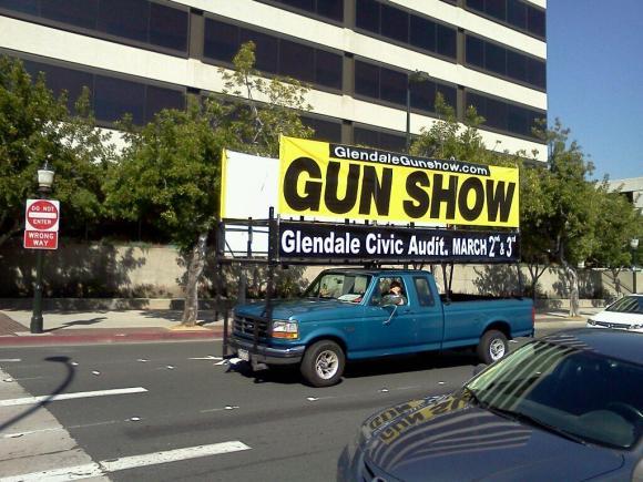 gun show -- 2-22-13